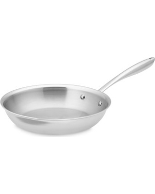 Williams Sonoma Thermo Clad Tm Stainless Steel Fry Pan 10