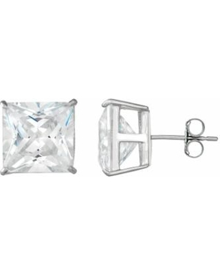 f0297415f Check Out These Major Deals on Men's 14k White Gold Cubic Zirconia ...