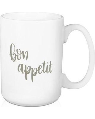 Jaxn Blvd Bon Appetit 15 oz. Coffee Mug 5016-A