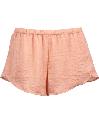 LIVELY The Boxer Lounge Shorts, Size Medium in Shell Pink at Nordstrom