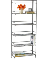 Iron Folding Bookcase