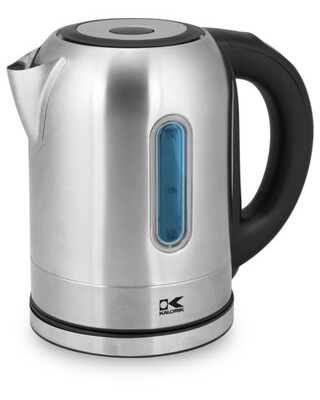 Epic International 1.8 qt. Stainless Steel Electric Tea Kettle