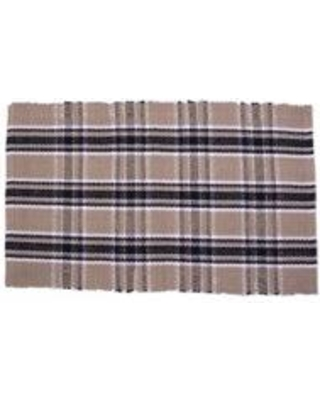Huge Deal On August Grove Cloran Plaid Hand Hooked Cotton Brown Area Rug Cotton In Brown Tan Size 2 3 X 8 Wayfair 5c1cc555af614578a832656e6286fa04
