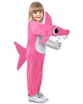 Princess Paradise Child's PinkFong Chompers Chomping' Mommy Shark Costume, Small