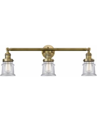 Innovations Lighting Bruno Marashlian Canton 30 Inch 3 Light Bath Vanity Light - 205-BB-S-G182S