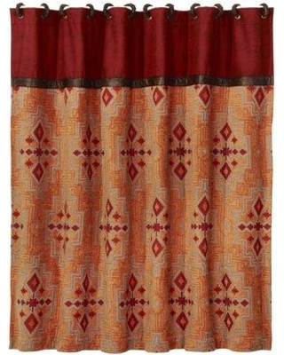 Loon Peak Maile Single Shower Curtain LNPE1336