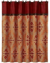 Loon Peak Maile Shower Curtain LNPE1336