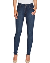 Levi's(r) Womens 721 High Rise Skinny (Blue Story) Women's Jeans