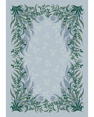 "Astoria Grand Shryock Stainmaster Area Rug W000559787 Rug Size: Rectangle 5'4"" x 7'8"""
