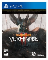 Warhammer: Vermintide 2 Deluxe Edition, 505 Games, PlayStation 4, 812872019765