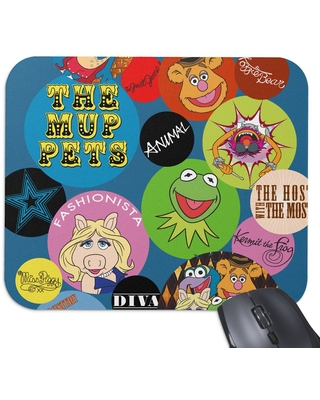 The Muppets Graphic Mouse Pad Customizable Official shopDisney