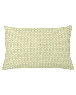 """Nature Indoor / Outdoor Floral Lumbar Pillow Cover East Urban Home Size: 16"""" x 26"""""""