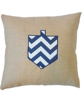 The Holiday Aisle Gaspard Holiday Floor Overstuffed Pillow THLA7004