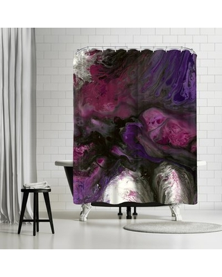 Destiny Womack Passion Single Shower Curtain East Urban Home