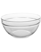Luminarc® 10.25-Inch Tempered Glass Mixing Bowl