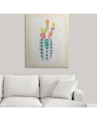 cyber week deal alert great big canvas collage cactus i on graph