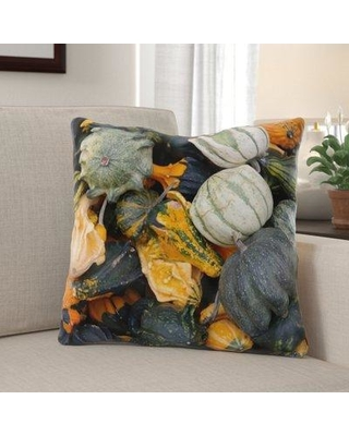 Don T Miss Sales On The Holiday Aisle Nordin Pumpkins Indoor Outdoor Throw Pillow X111224930