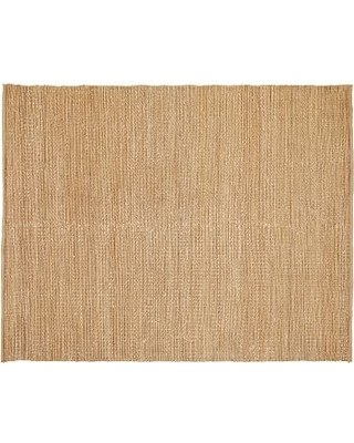 Special Prices On Heathered Chenille Jute Rug 8x10 Natural