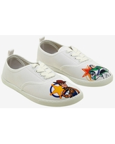 Disney Pixar Toy Story Woody & Buzz Lace-Up Sneakers