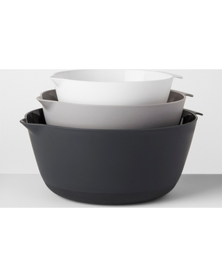 Plastic Mixing Bowl Set of 3 - Made By Design