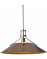 "Henry 11"" High Coastal Bronze Outdoor Hanging Light"
