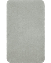 "Performance Nylon Bath Rug Classic Gray (20""x34"") - Threshold"