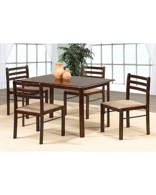 Get The Deal 3 Off Winston Porter Harlee 5 Piece Dining Set X112221409