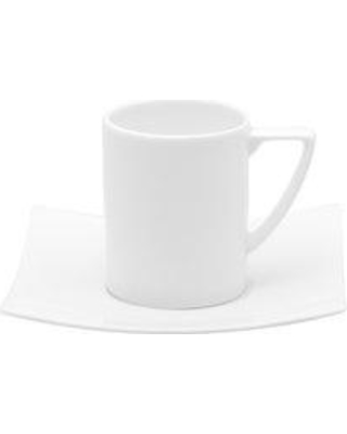 Red Vanilla Extreme 3 oz. Espresso Cup and Saucer EW3400-213/6