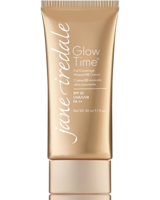 Jane Iredale Glow Time Full Coverage Mineral Bb Cream Broad Spectrum Spf 25, Size 1.7 oz - Bb11
