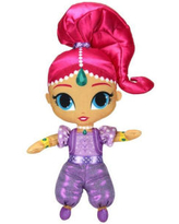 Shimmer and Shine 6'' Plush Assorted (Styles Vary)