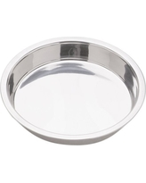 Norpro 9-Inch Stainless Steel Cake Pan, Round