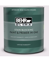 New Deal For Behr Pro 5 Gal 670c 1 November Pink Semi Gloss Interior Paint