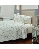 Langley Street North Las Vegas Quilt LGLY4672 Size: King