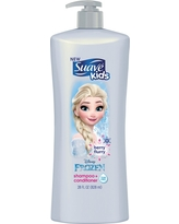 Suave Kids Disney Frozen Tear Free Berry Flurry Shampoo + Conditioner - 28oz