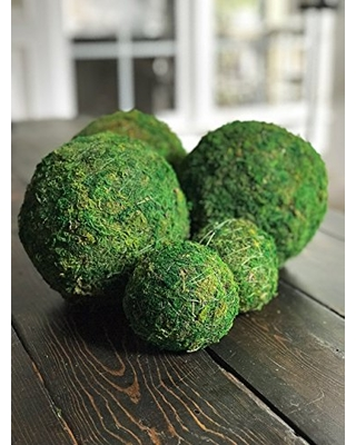 Sweet Savings On 2 Inch Decorative Moss Ball Orb For Home