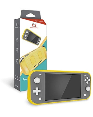 Hyperkin Protective Grip Case for Nintendo Switch Lite (Yellow)