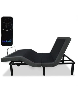 Queen size Adjustable Bed Frame Base with Wireless Remote
