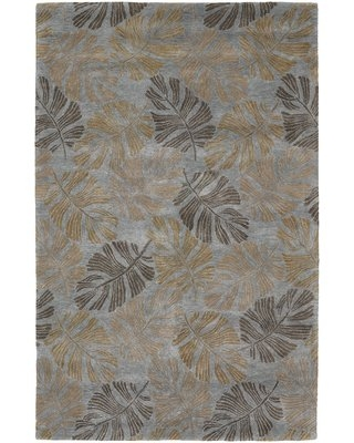 Pierview Tan Area Rug Bay Isle Home Rug Size: 2' x 3'