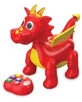 The Learning Journey Play & Learn – Infrared Remote Control Dancing Dragon – Toddler Toys & Gifts for Boys & Girls Ages 2 Years and Up – Award Winning Toy
