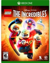 LEGO The Incredibles, Warner, Xbox One, REFURBISHED/PREOWNED