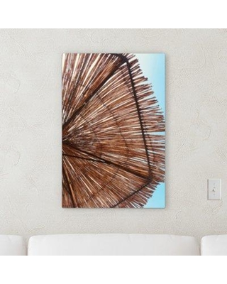 """Latitude Run 'Portrait Style Photography (581)' Photographic Print on Canvas BF136875 Size: 9"""" H x 6"""" W x 2"""" D"""