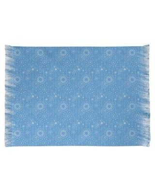 East Urban Home Mcguigan Astrology Blue Area Rug W001747323 Non-Skid Pad Included: Yes