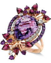 Le Vian Crazy Collection Multi-Stone Ring in 14k Strawberry Rose Gold (8 ct. t.w.)