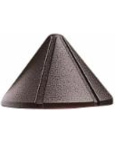 "Kichler Landscape 3 3/4""W 3000K LED Bronze Deck Light"