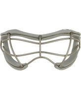 STX Girls' 2See Lacrosse/Field Hockey Goggles, Gray