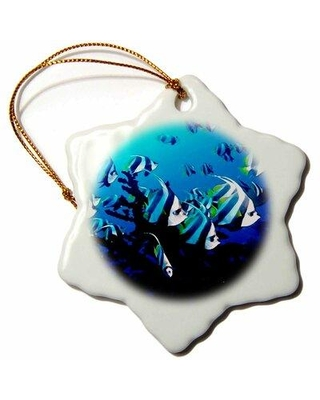 The Holiday Aisle Sea Life Creatures Holiday Shaped Ornament X111822278