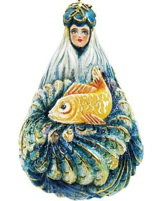 Can T Miss Deals On The Holiday Aisle Fifield Sea Maiden Ornament Derevo Collection Plastic In Blue Size 3 H X 2 W Wayfair C094ef463a614d65ba42754c1a57f80a