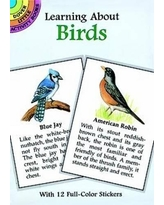 Learning About Birds (Dover Little Activity Books)