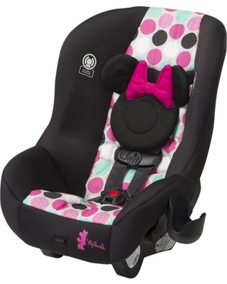 Disney Disney Baby Scenera Next Luxe Convertible Car Seat Minnie Dotty From Wal Mart Usa Llc Parenting Com Shop