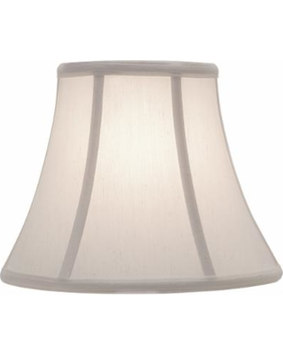 Great deal on stiffel pearl supreme satin bell lamp shade 6x11x9 stiffel pearl supreme satin bell lamp shade 6x11x9 spider aloadofball Image collections